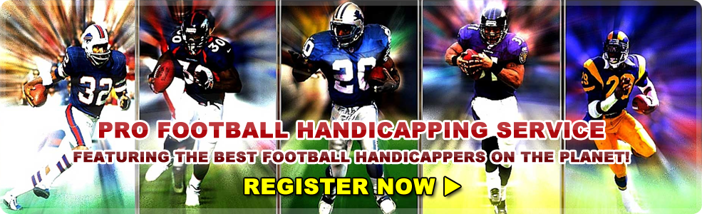 Sports Handicappers 104